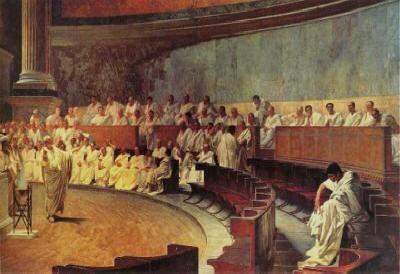 senato romano