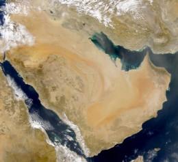 Arabia Map
